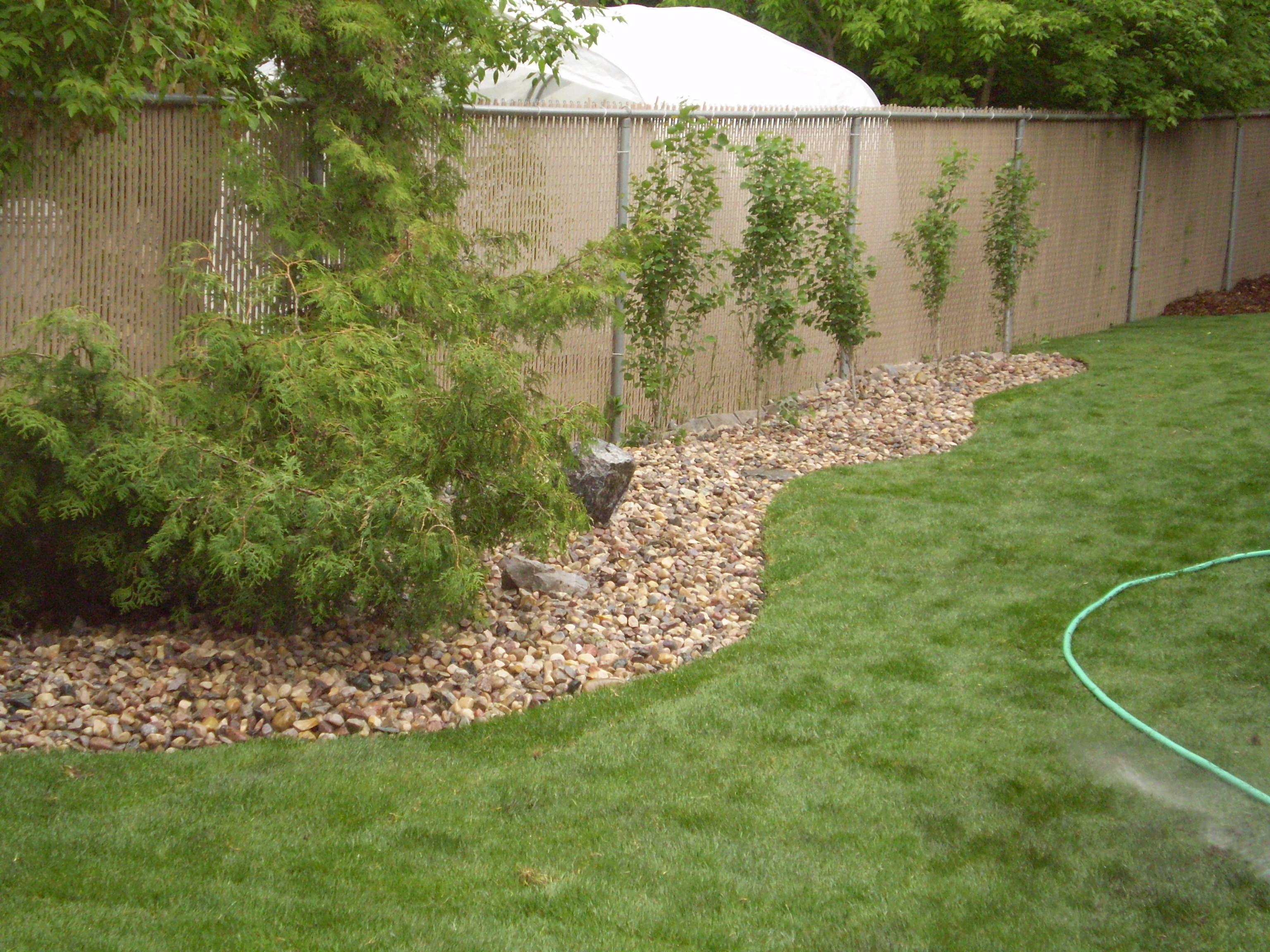 Landscaping Plans Edmonton : Landscaping backyard ideas edmonton