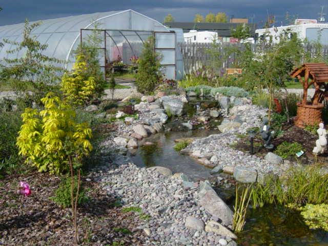 Hyams Landscaping And Garden Center : Garden center whitemud landscaping and