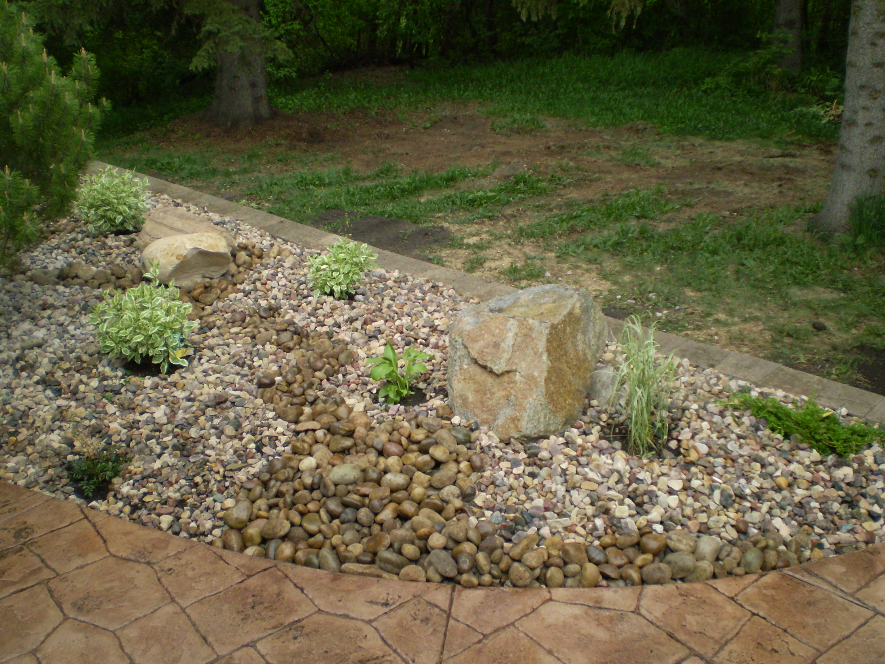 Low Maintenance Landscaping Xeriscaping Whitemud