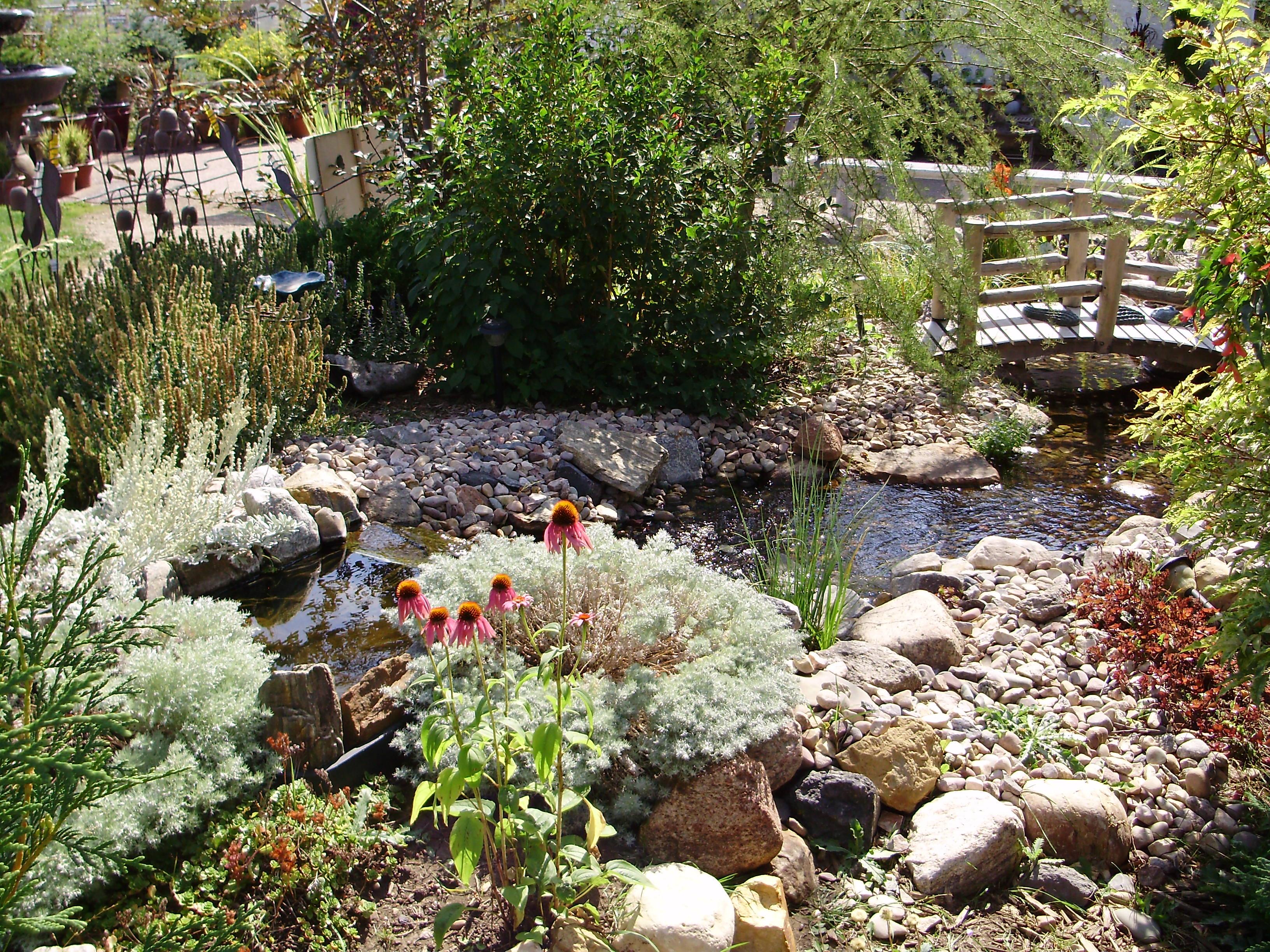 And Wet Creek Beds Whitemud Landscaping Garden Center Edmonton