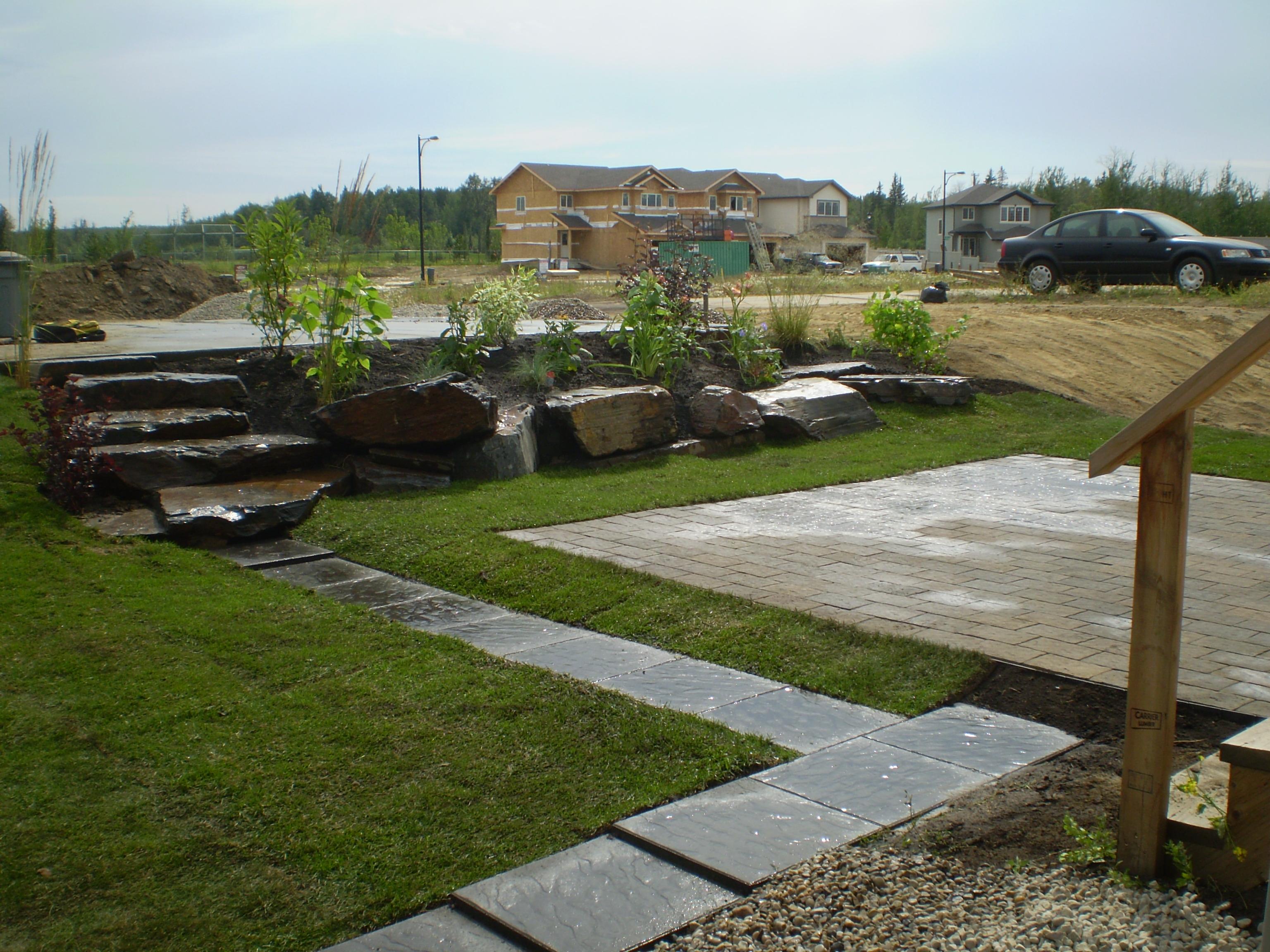 Willing Landscape Edmonton Landscaping Decks